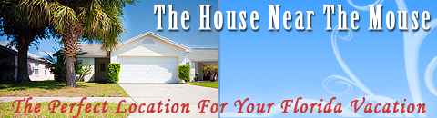 The House Near The Mouse, Florida Villa to Rent